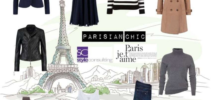 Kleed In De Consulting Stijl ChicStyle Parijse Je Parisian doxBCre