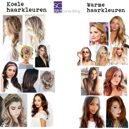 Bedwelming welke haarkleur past bij je kleurtype | Style Consulting @KI76