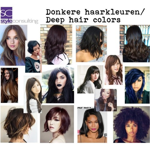 welke haarkleur past bij je kleurtype | Style Consulting