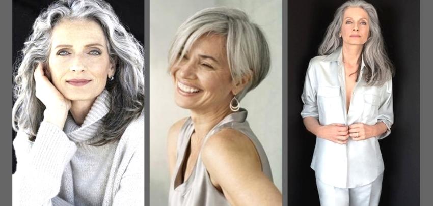 Nieuw Tips voor dames met grijs haar. | Style Consulting SF-85
