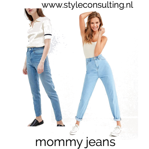 Mommy jeans.