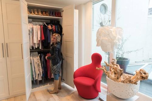 Verbazingwekkend Garderobe planning, kast uitruimen, shoppen in je eigen kast MN-78