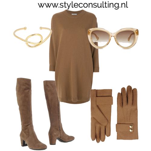 Combineren met de kleur bruin. Colour Me Beautiful. | Style